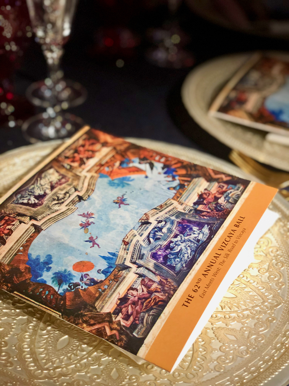 - November 17th, 2018: The 62nd Annual Vizcaya Ball