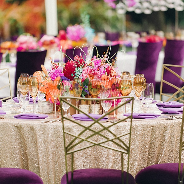 An Exquisite Indian Multicultural Wedding at Fairchild Tropical Botanic Garden [Read More..]