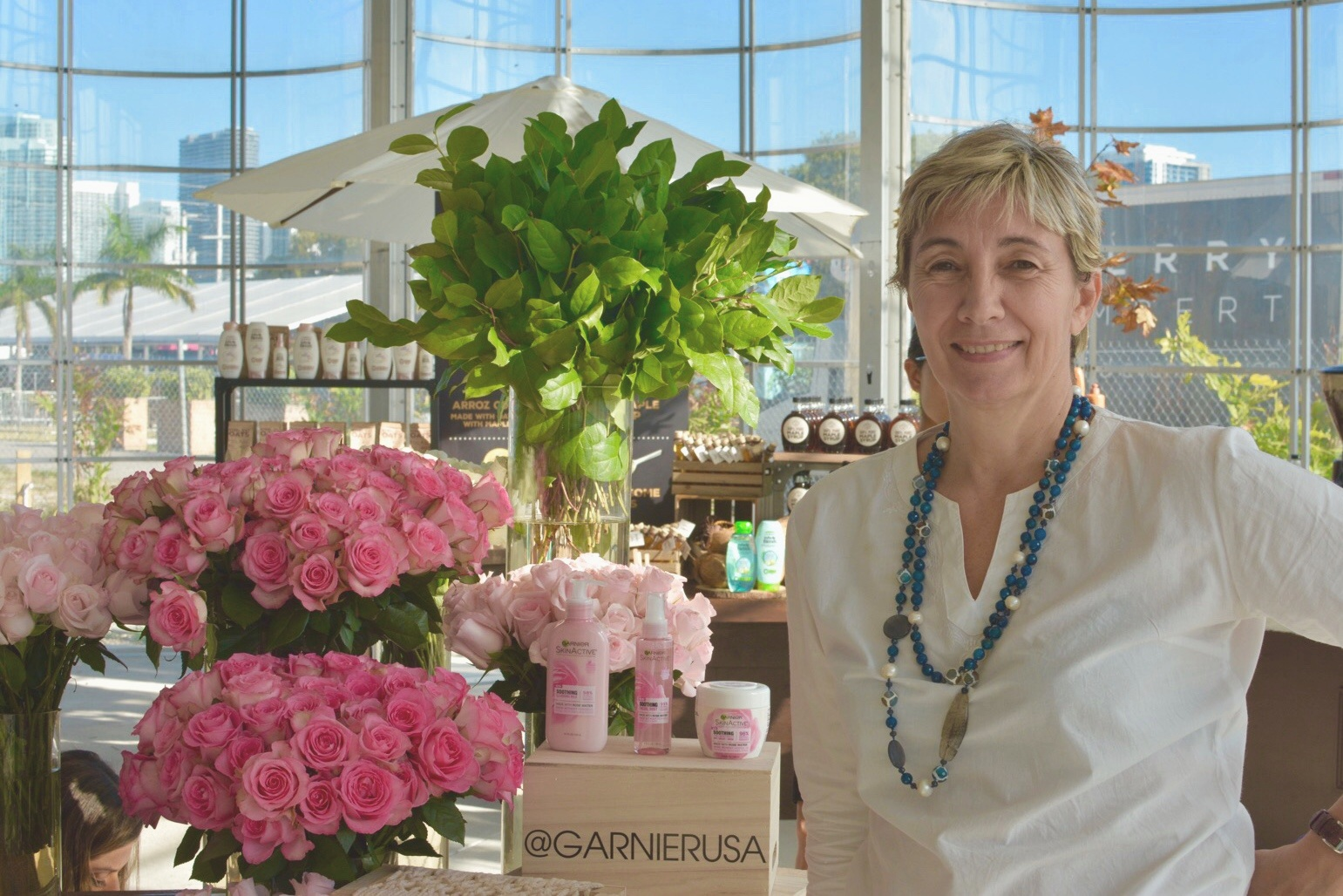 Elysabeth Saccone, Event Coordinator for Thierry Isambert Culinary & Event Design