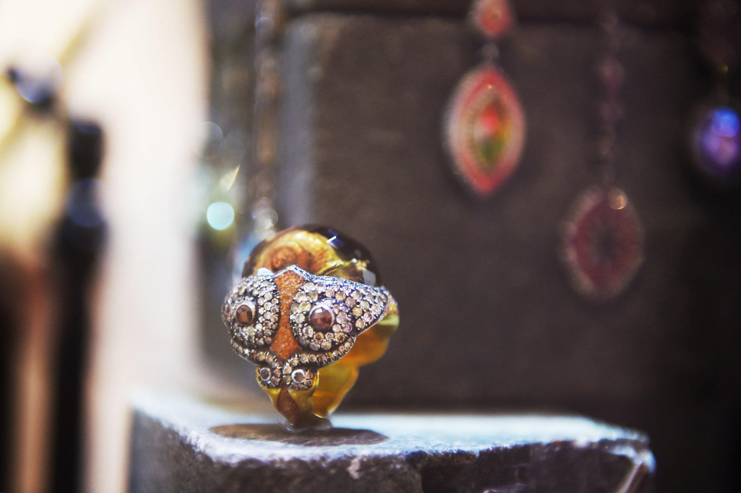 Jewelry by Sevan Biçakçi