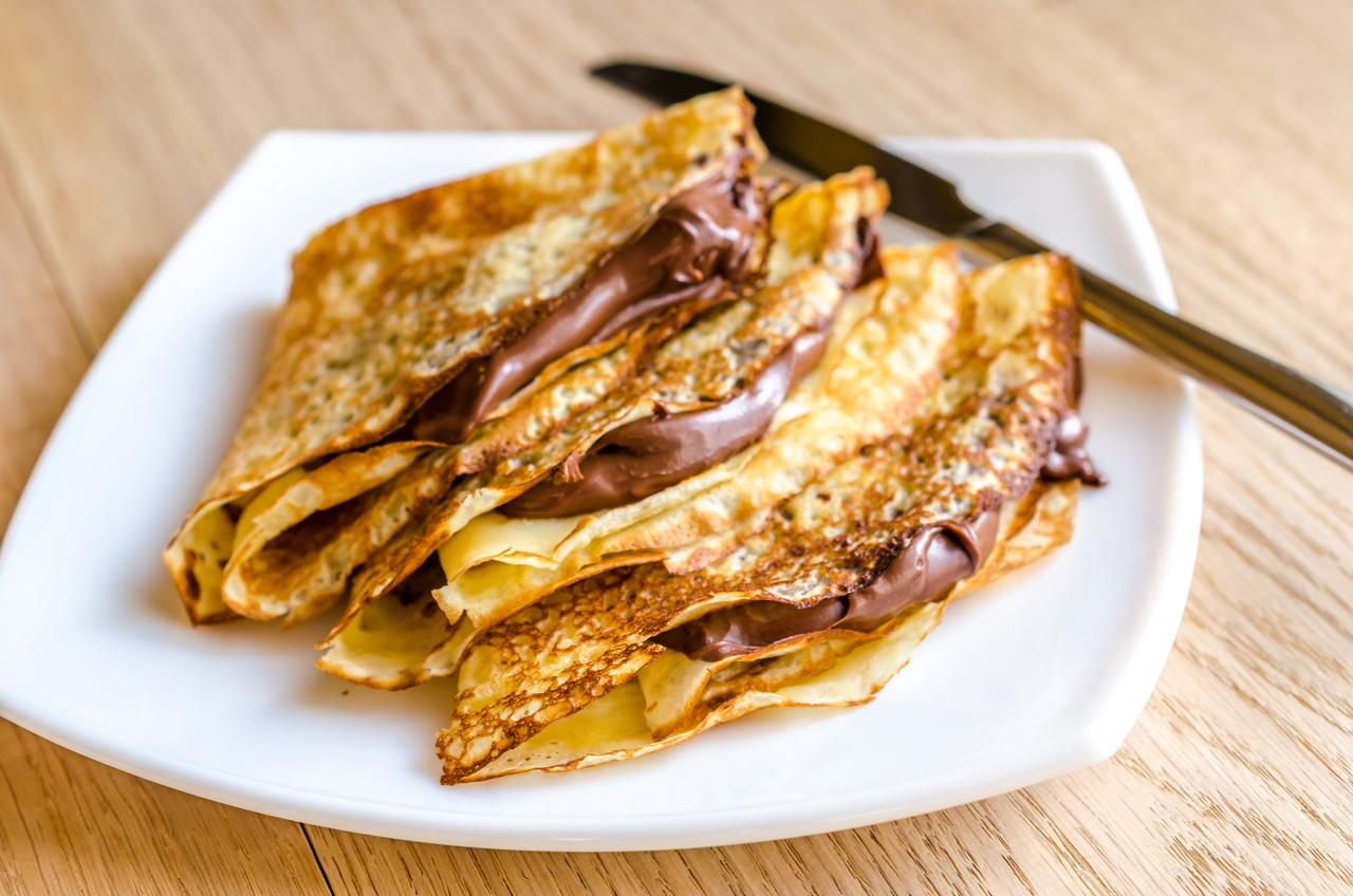 Crepes with chocolate cream.jpg