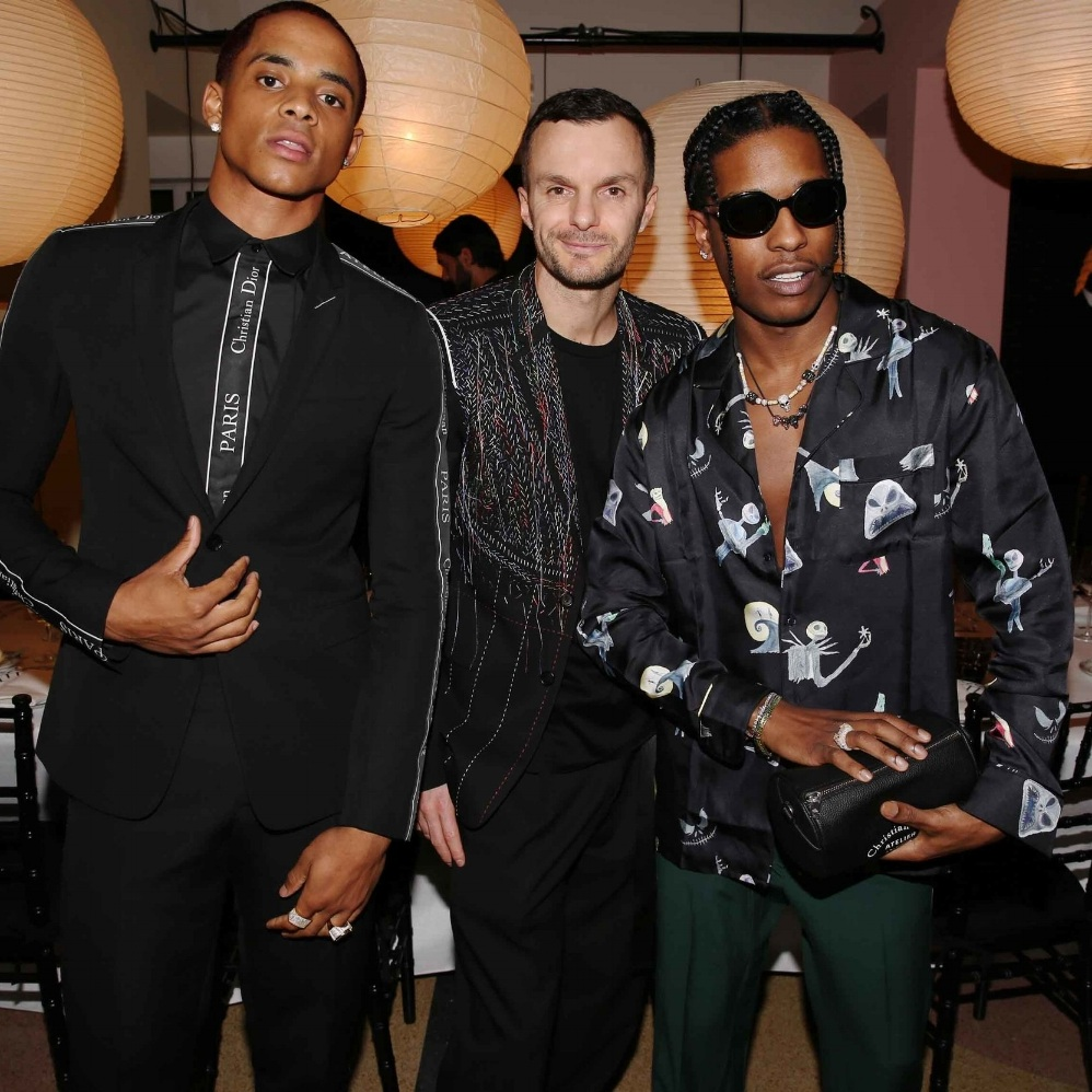 """DIOR HOMME CELEBRATES THE """"BLACK CARPET"""" COLLECTION   [Click to Read More]"""