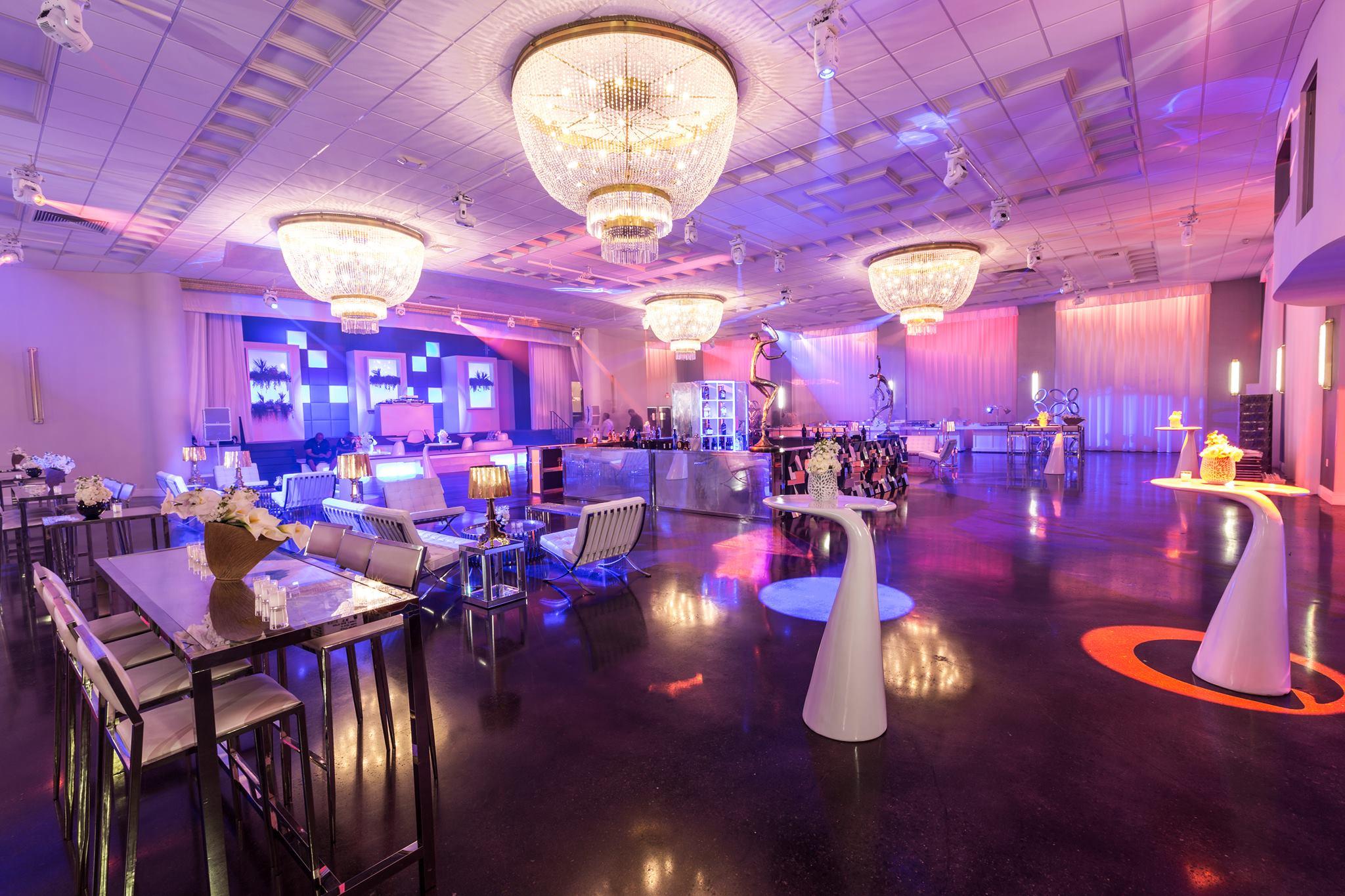 Emanuel Luxury Venue Miami Venue