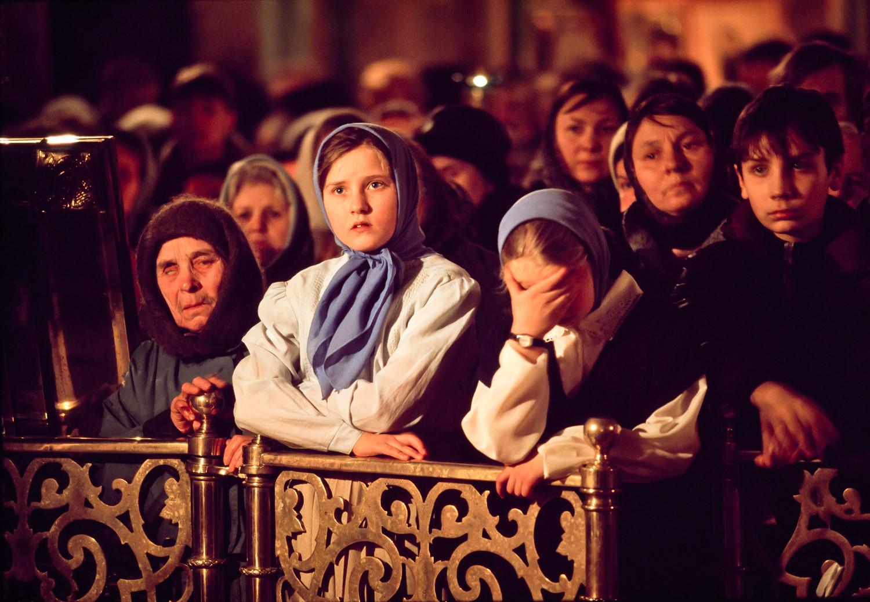 Saint Sergius, Russia