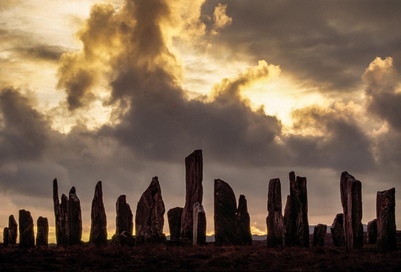 Calanais, Scotland