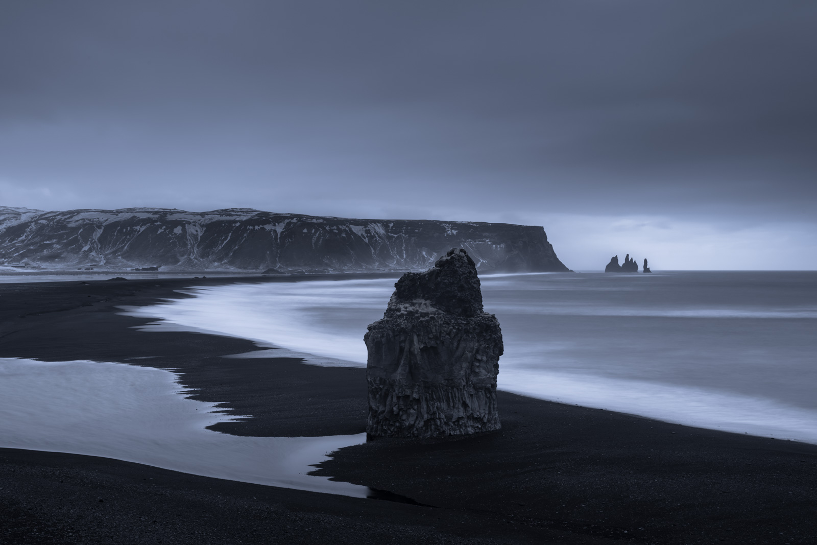 """Castle Black"", Iceland"