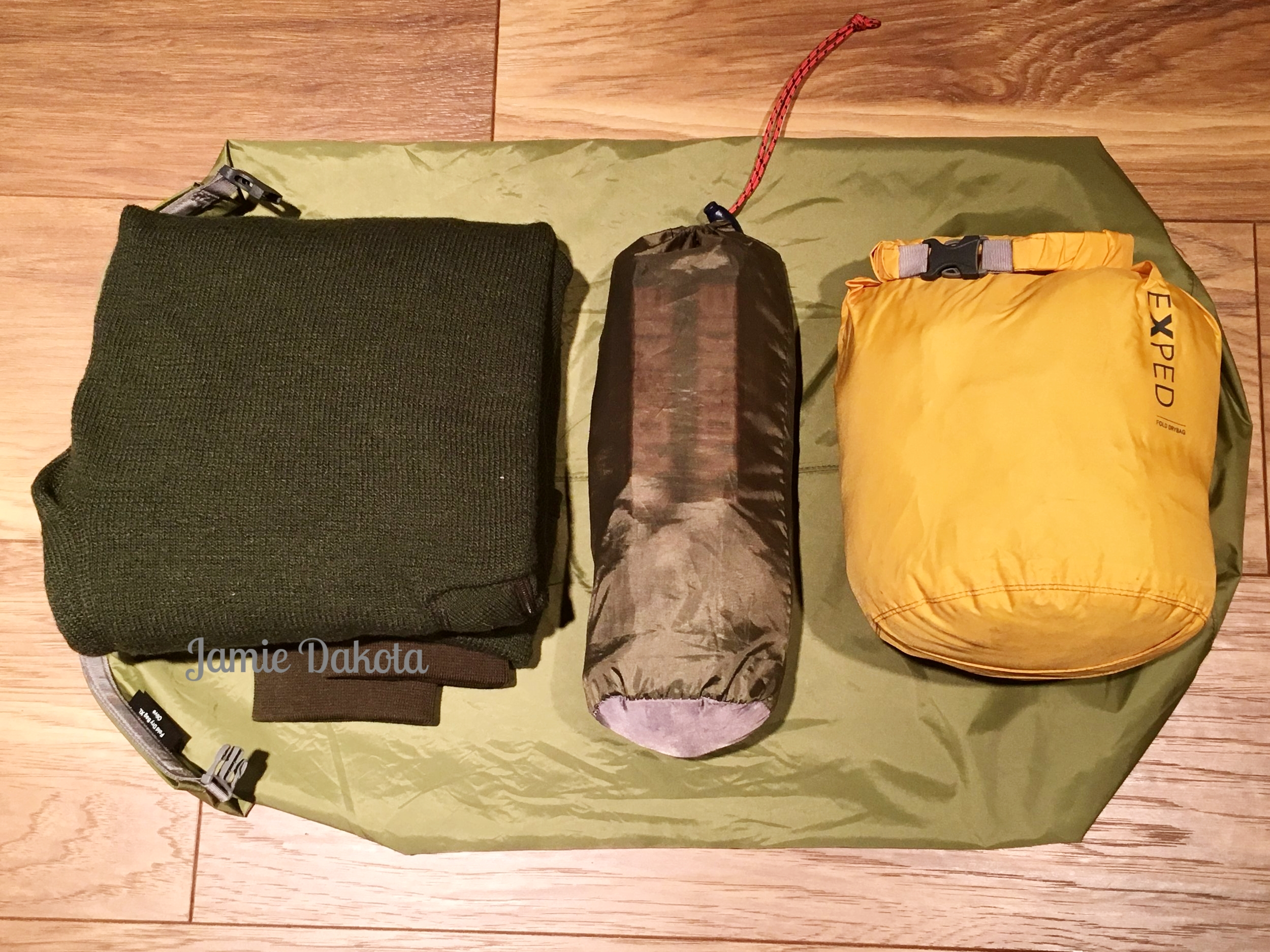 canoe ditch kit survival