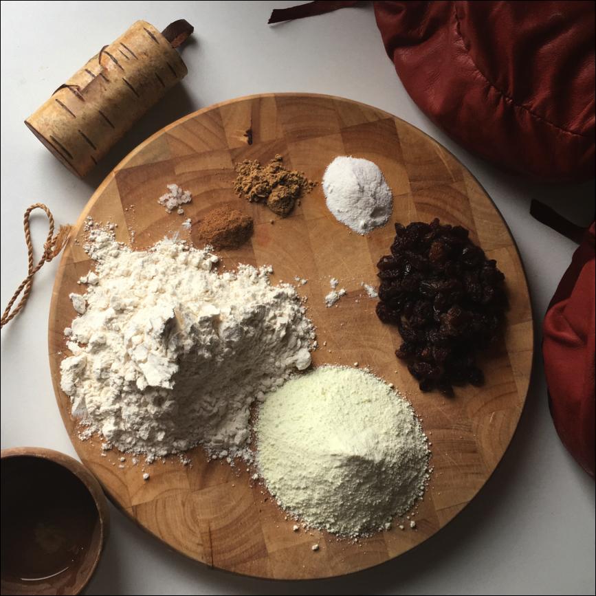 bannock ingredients