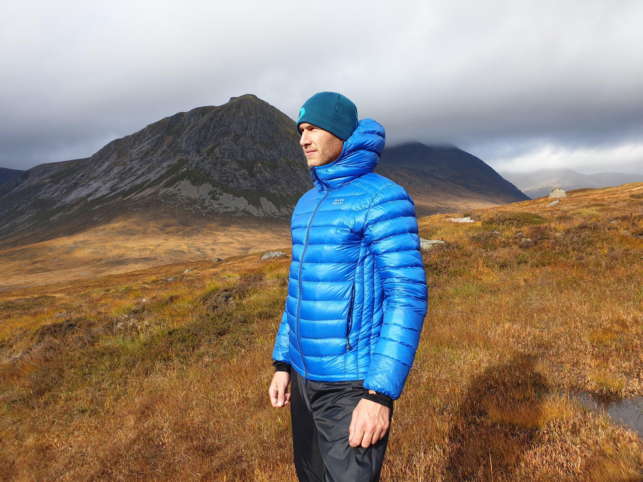 Dark Peak Nessh Jacket with Robin Heath