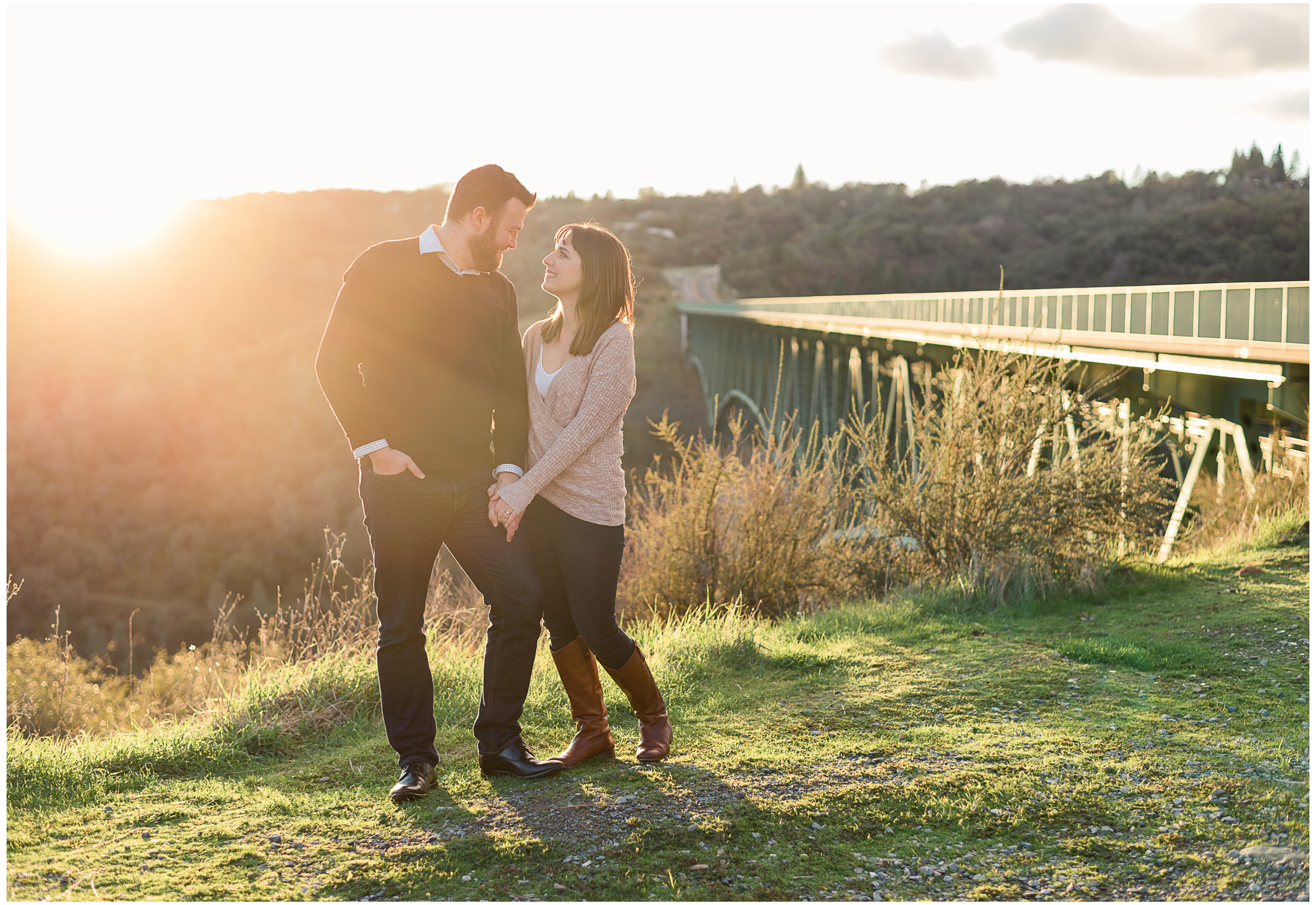 Auburn Engagement Session - Sacramento Photographer - Justin Wilcox Photography - 8.jpg