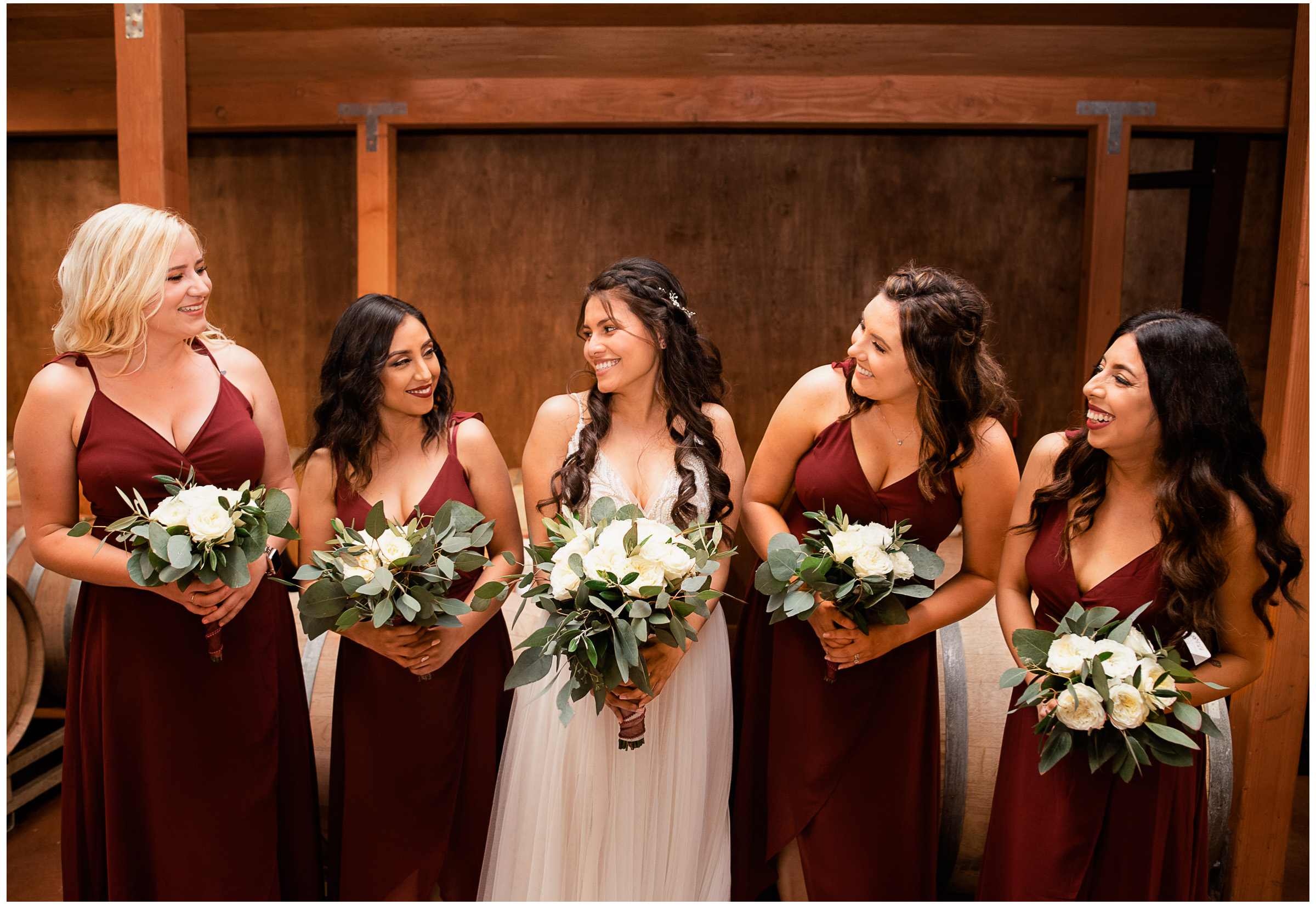 Lincoln Wedding - Sacramento Photographer - Rock Hill Winery - Justin Wilcox Photography - 6.jpg