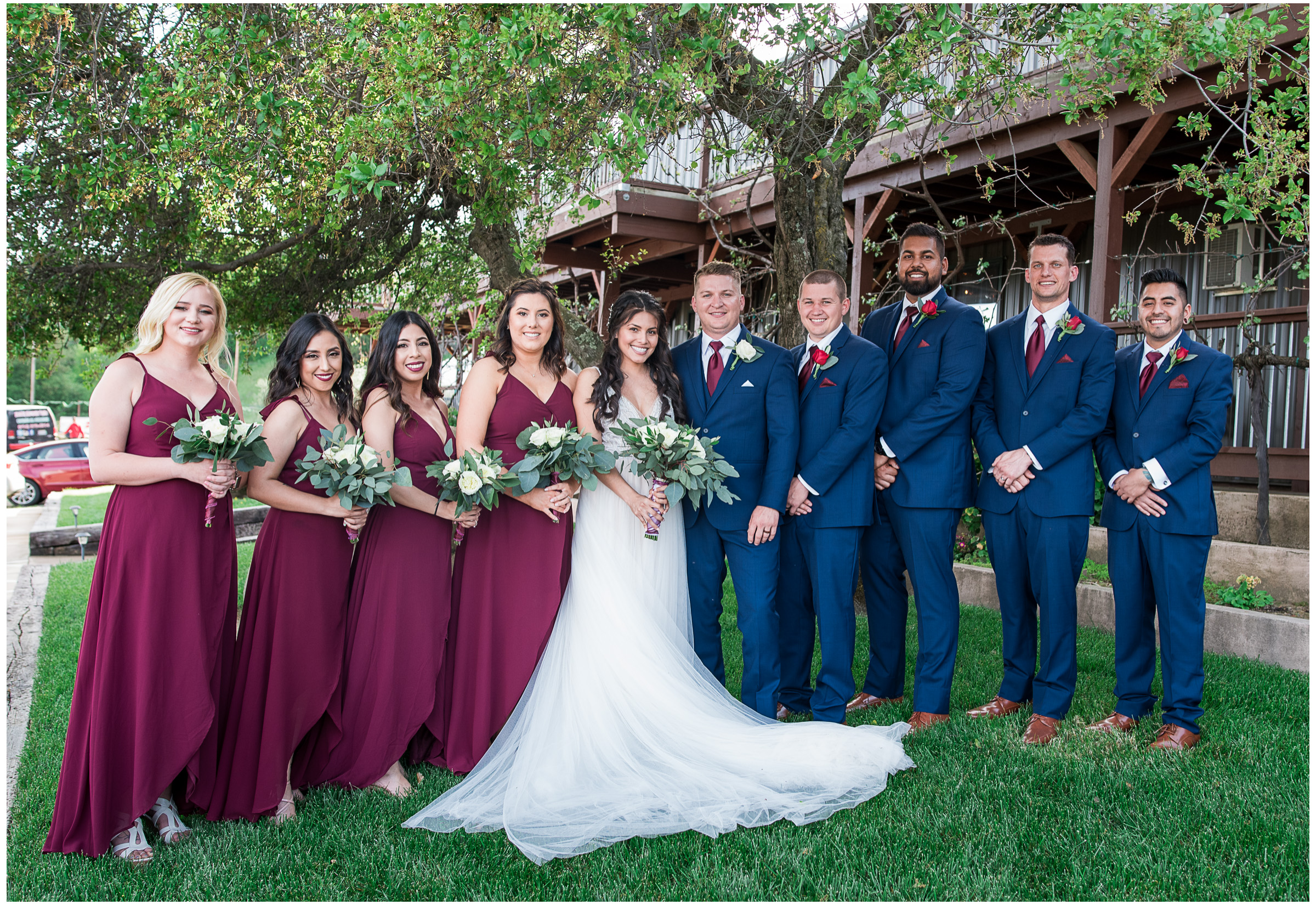 Lincoln Wedding - Sacramento Photographer - Rock Hill Winery - Justin Wilcox Photography - 11.jpg