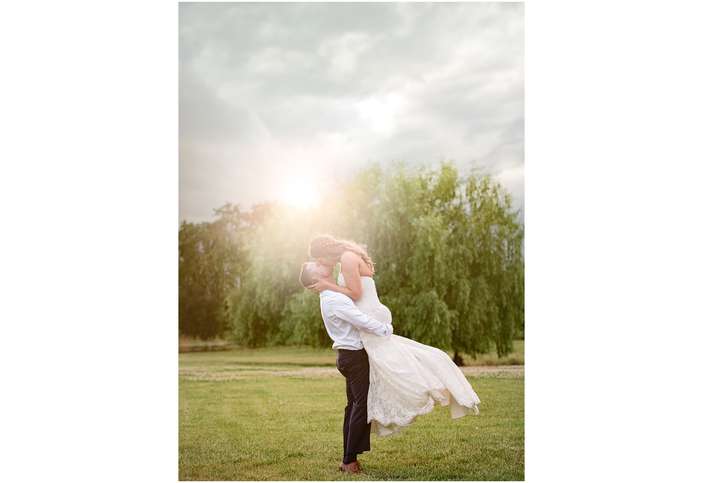 Winters Wedding - Sacramento Photographer - Field & Pond - Justin Wilcox Photography - 36.jpg