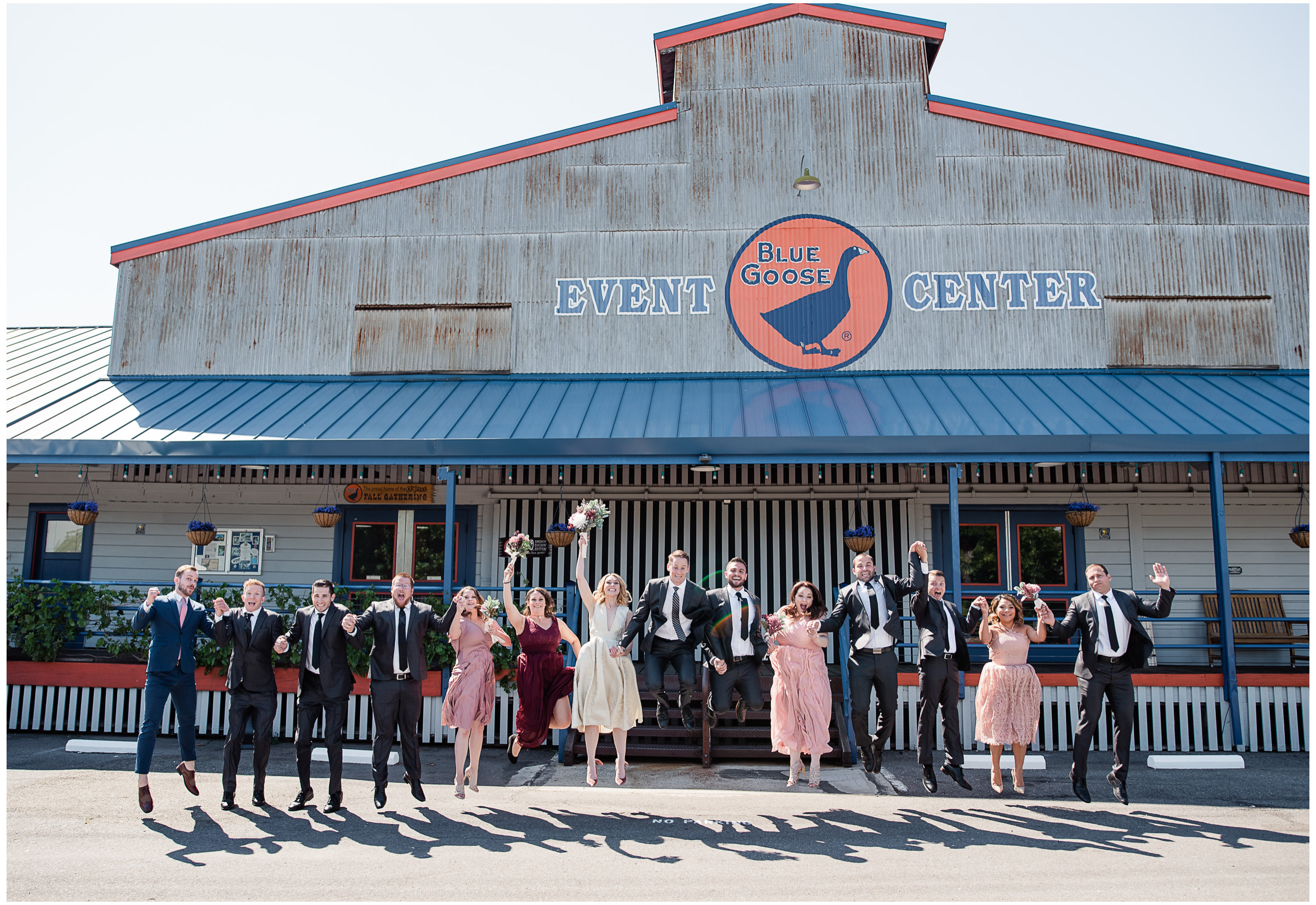 Loomis Wedding - Sacramento Photographer - Blue Goose - Justin Wilcox Photography - 1.jpg