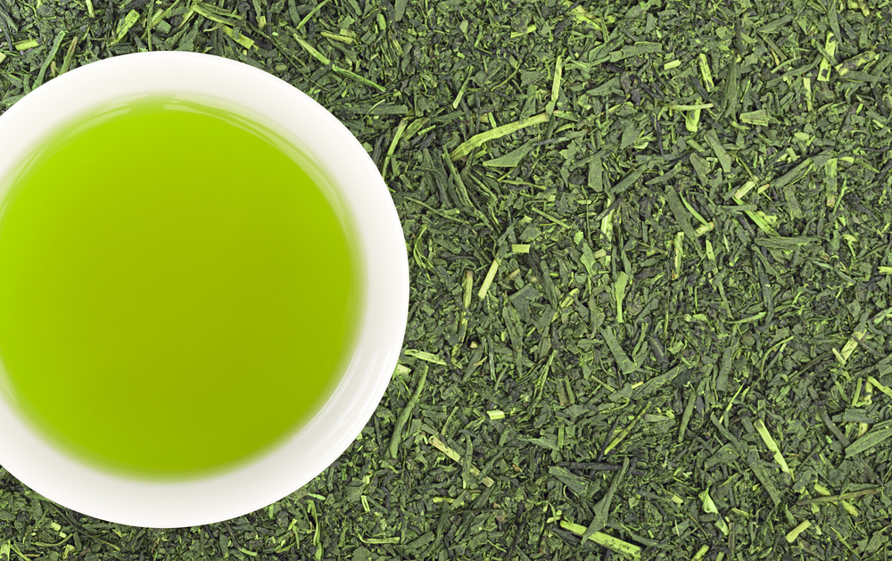 Green tea helps keep flu away