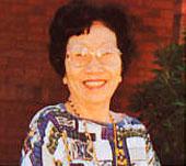 MARY BURMEISTER