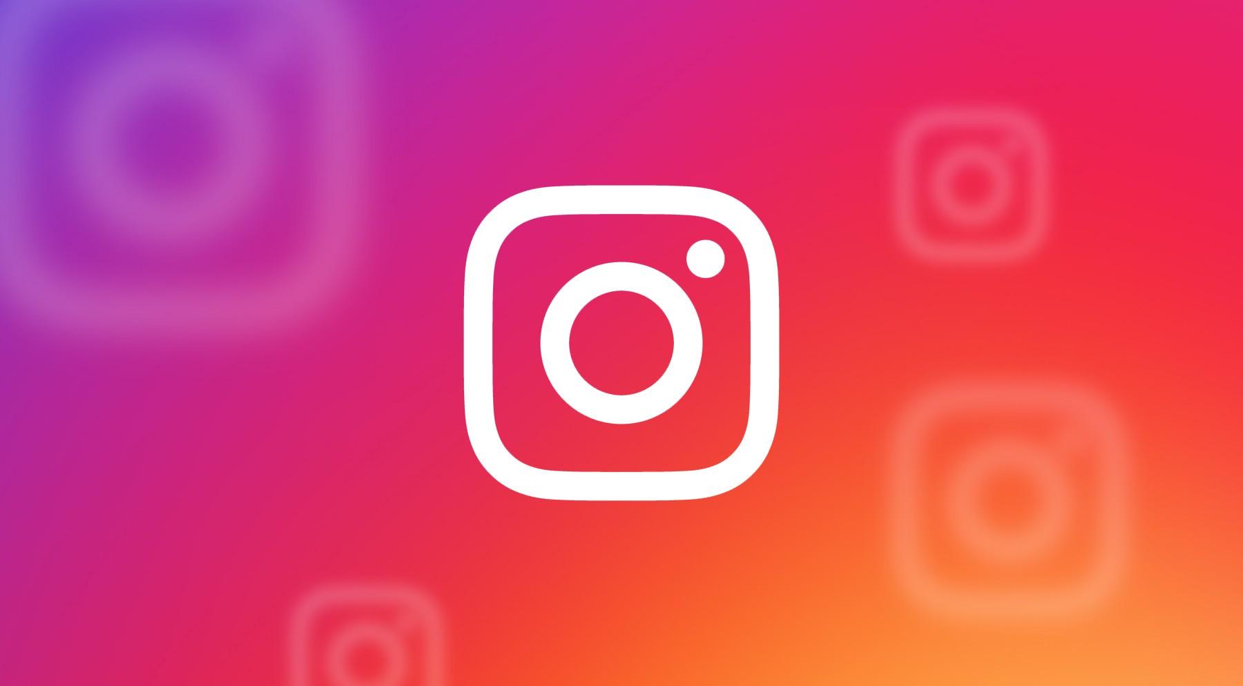 Instagram's logo