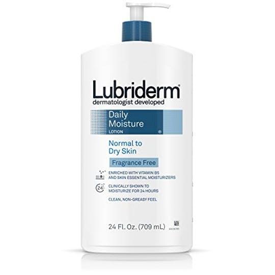 lubriderm moisturizer
