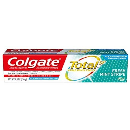 colgate total sf