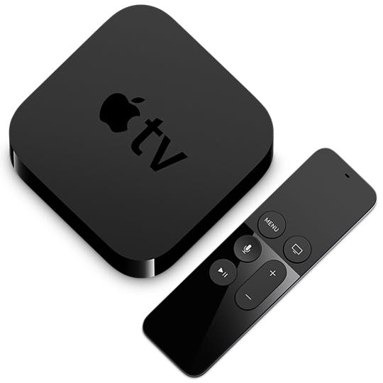 apple tv (4th generation 32gb)