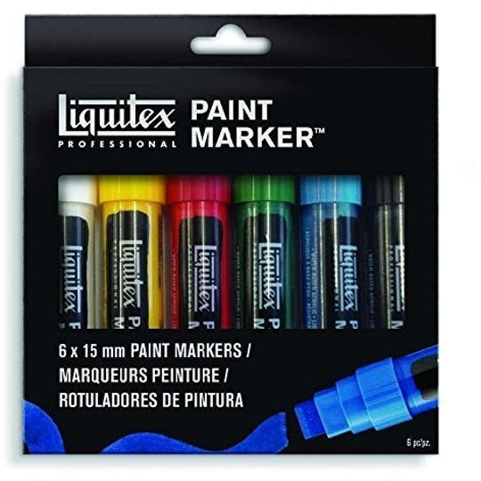 Liquitex Paint Marker Set