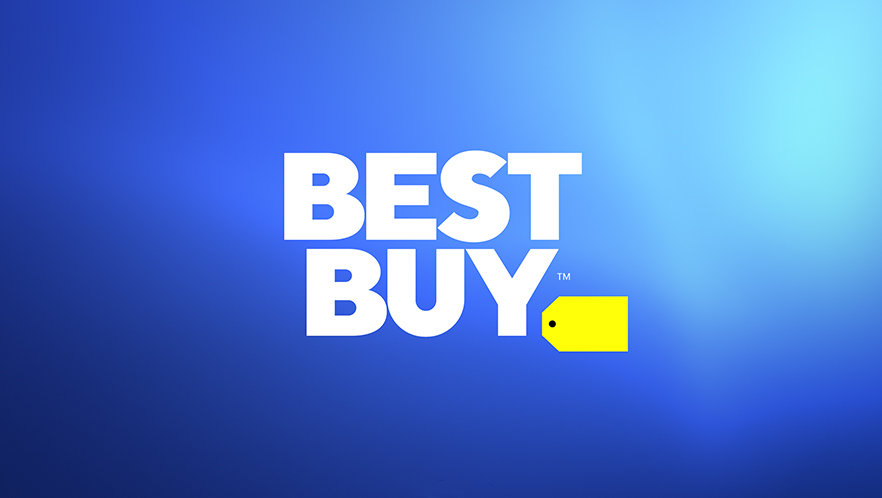 Best Buy's redesigned logo