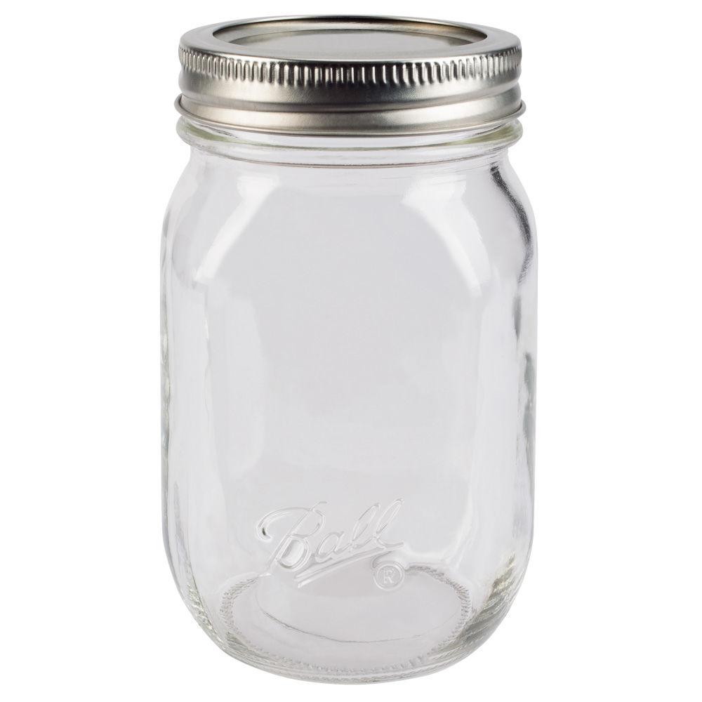 2 ball mason jars