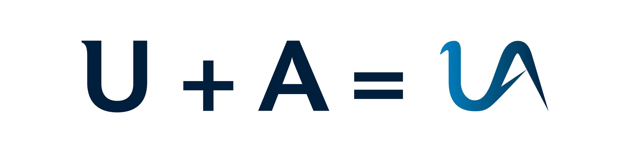university avenue logo formation