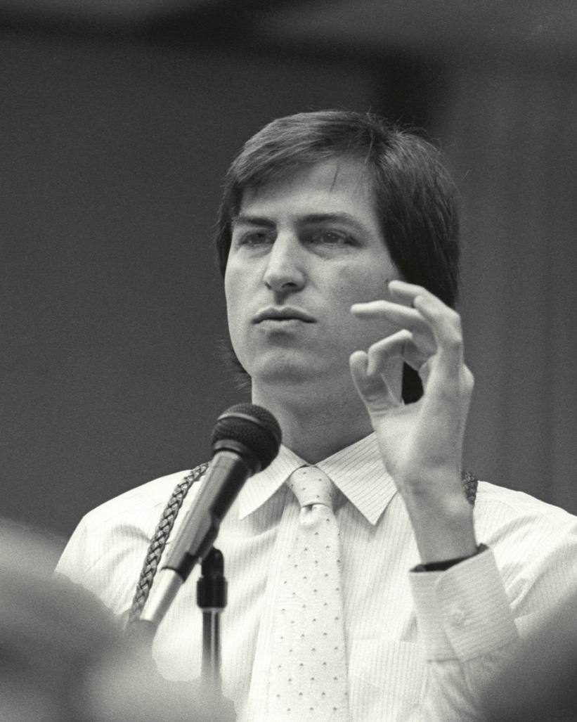 "Steve Jobs - 1955 - 2011""death is very likely the single best innovation of life."""