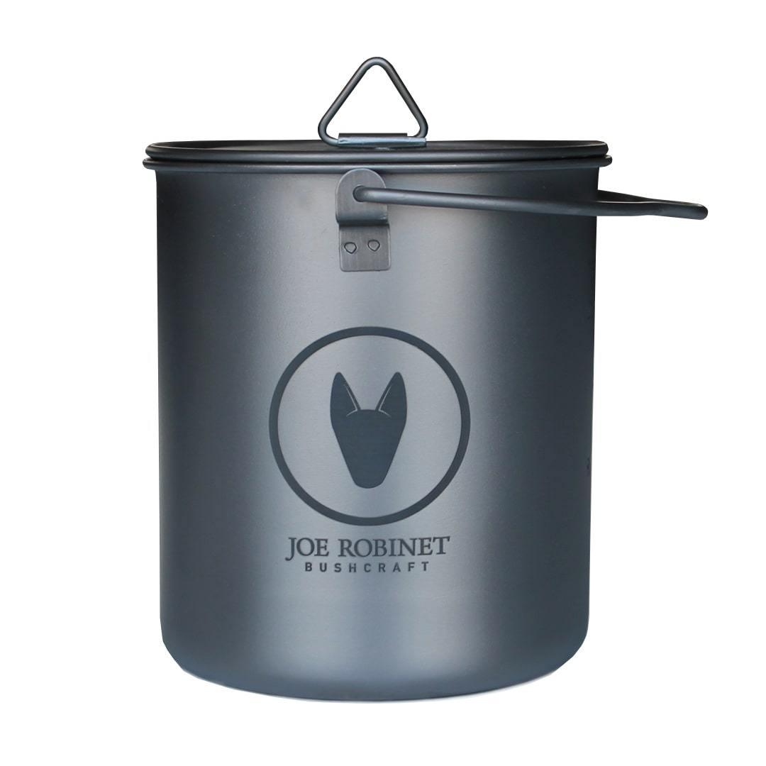 Titanium 750ml Pot with Bail Handle