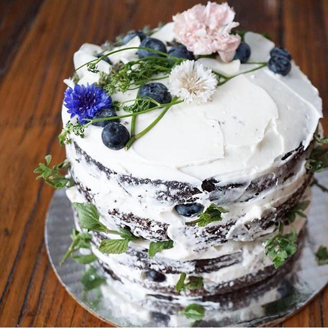 cake and photo:  @Littlesparkjess