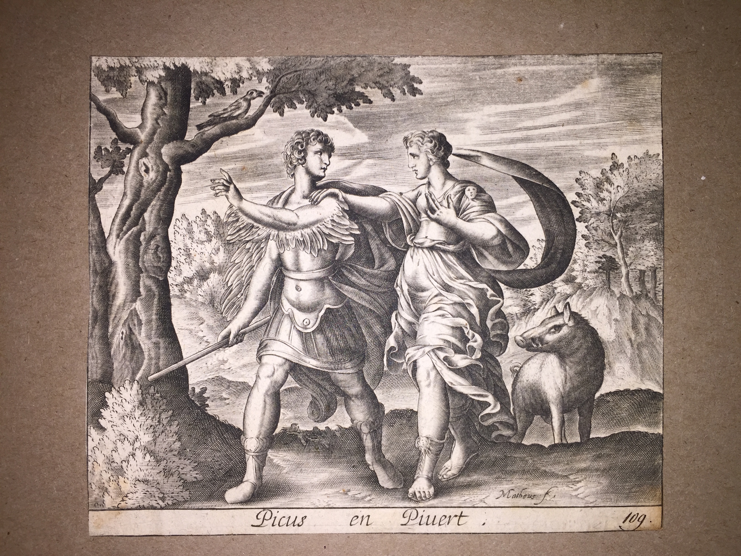 Isaac Briot (French Engraver, 1585-1670)