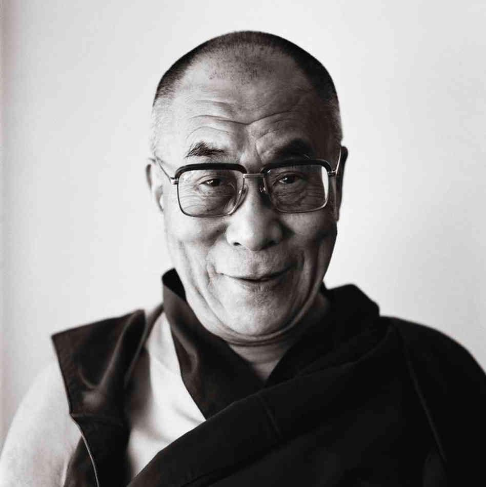 Lhamo Dondrub, His Holiness the 14th Dalai Lama (b. 1935)
