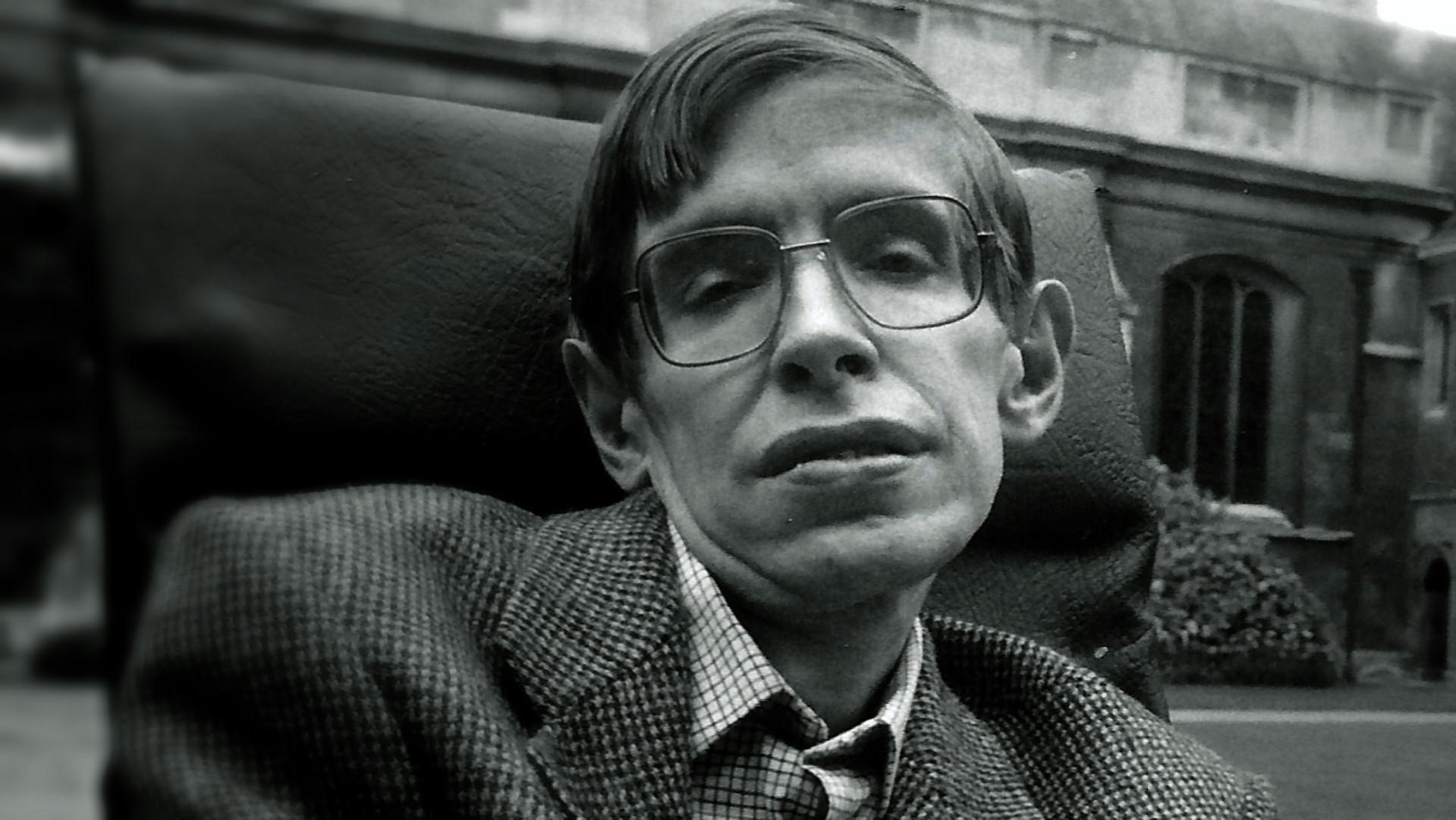 Stephen Hawking (b. 1942)