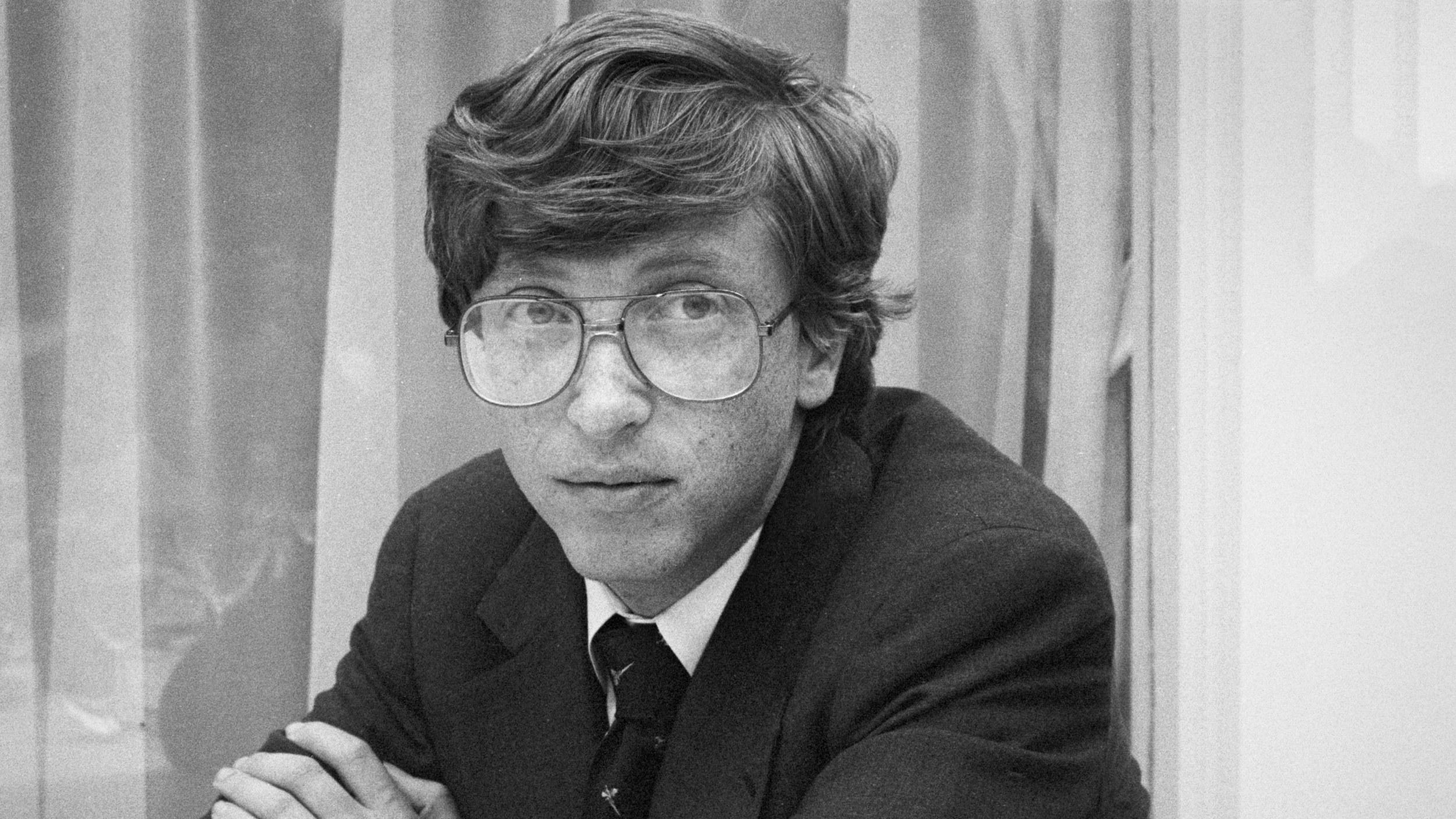 Bill Gates (b. 1955)