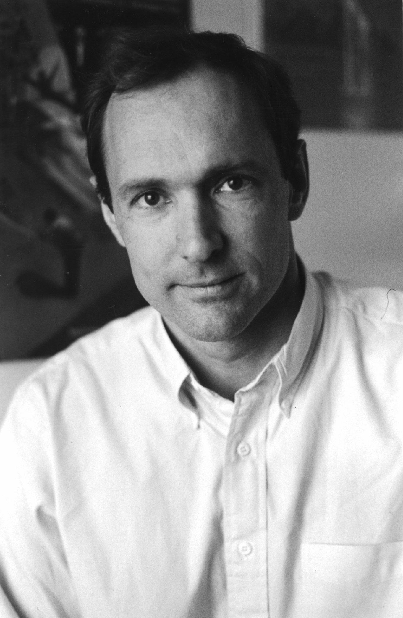 Sir Tim Berners-Lee (b. 1955)
