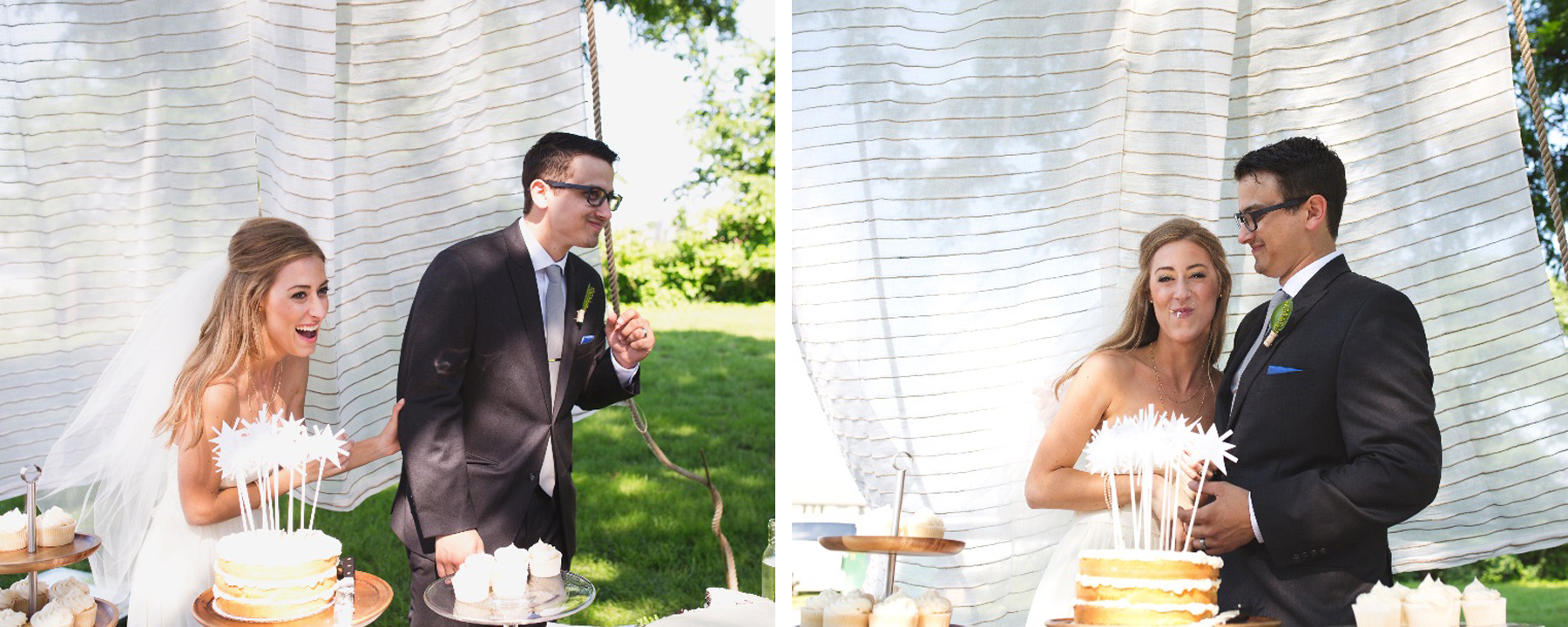 Photos from our wedding in June 2013