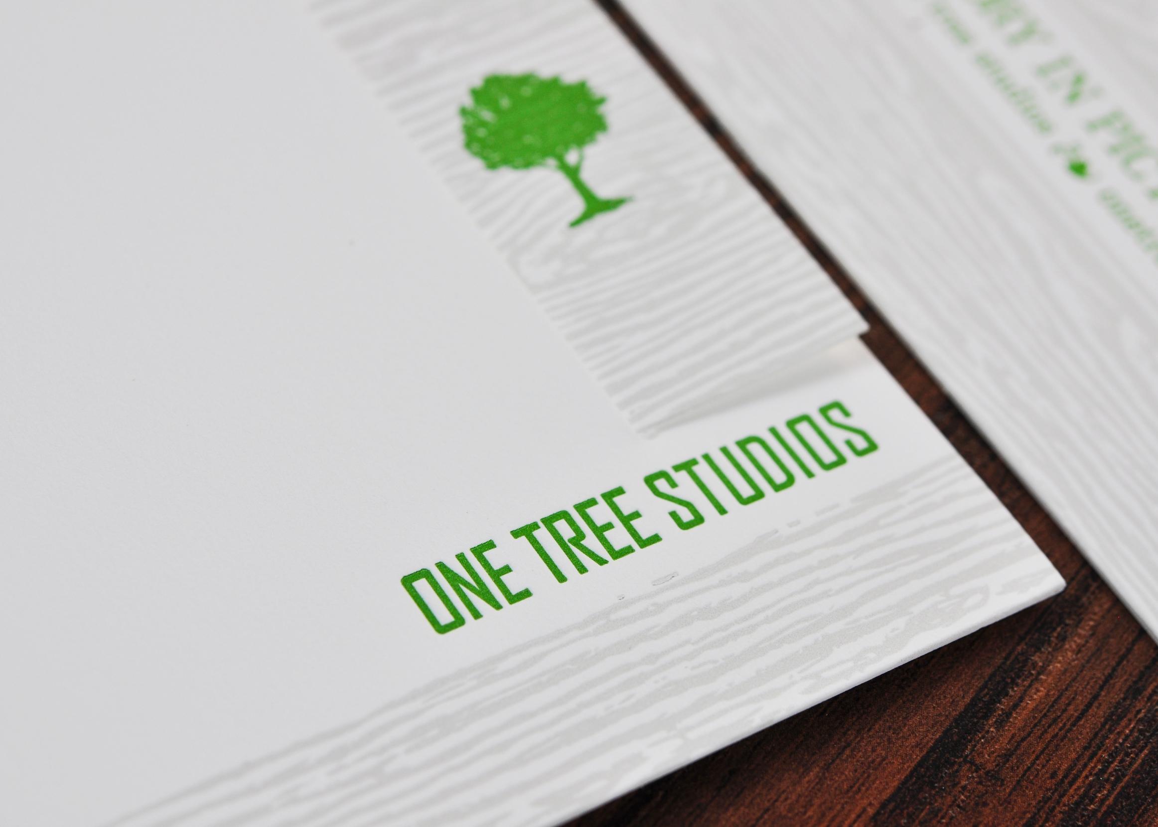 ONE TREE STUDIOS IDENTITY