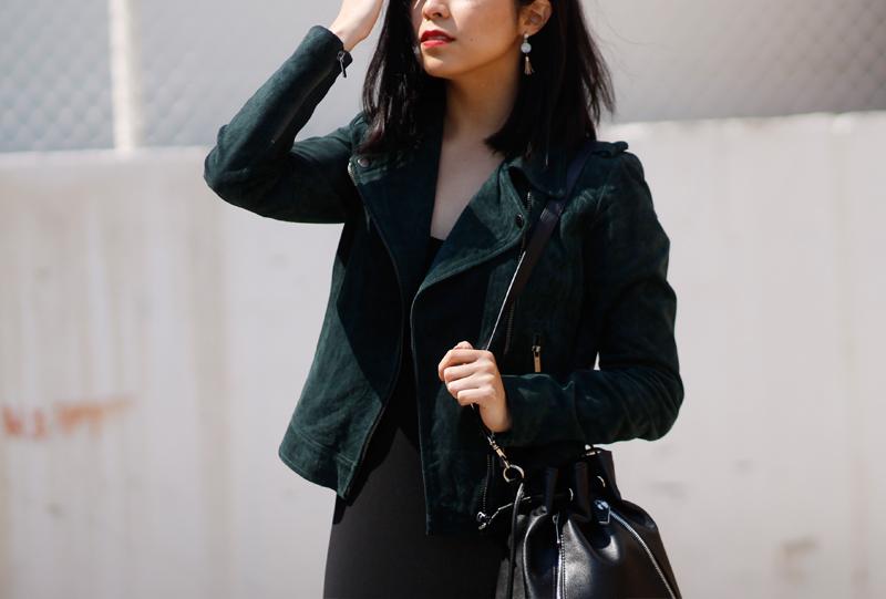spring trend 2015 suede jacket