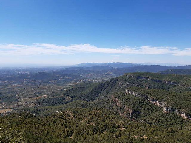 Retorn a Alcover. Com va l'agost? Tinc cosetes a anunciar-vos! 🔜 🍾  #demanocalma #catalunyarural #tarragona #views