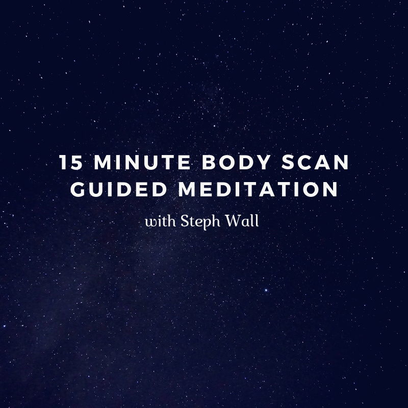 15 minute body scan meditation