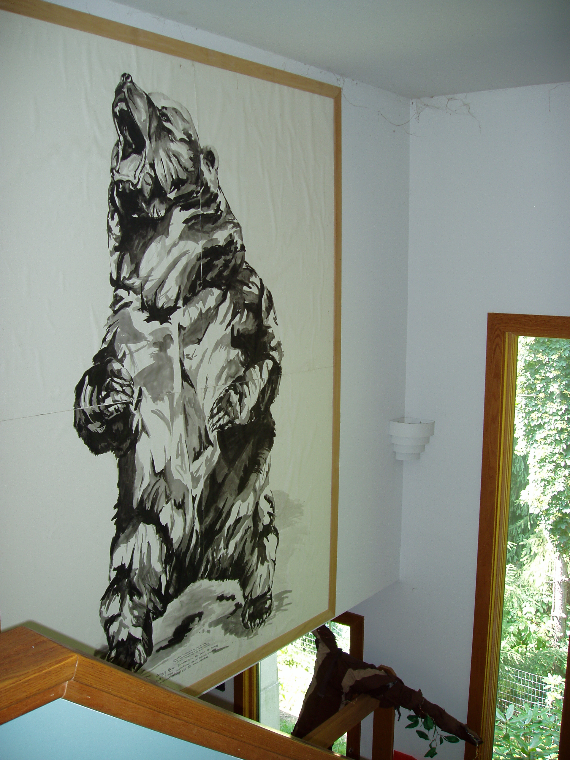 grizzly - 9' x 7'