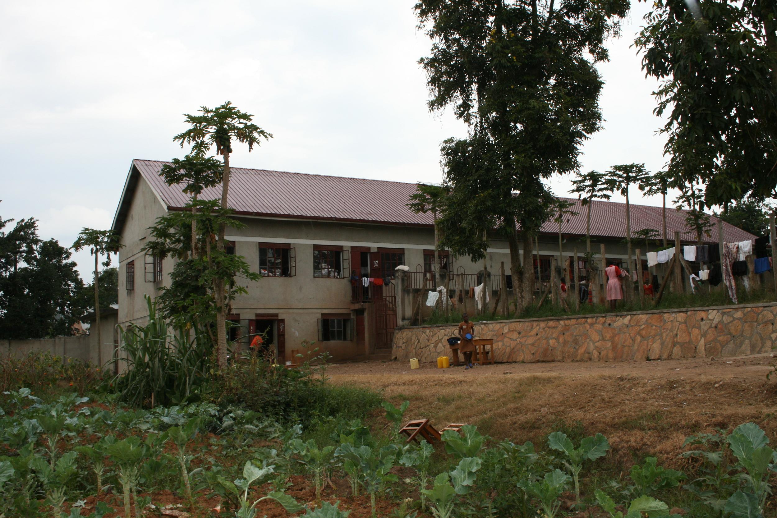Jodieland - Girls' Dormitory at Mizigo