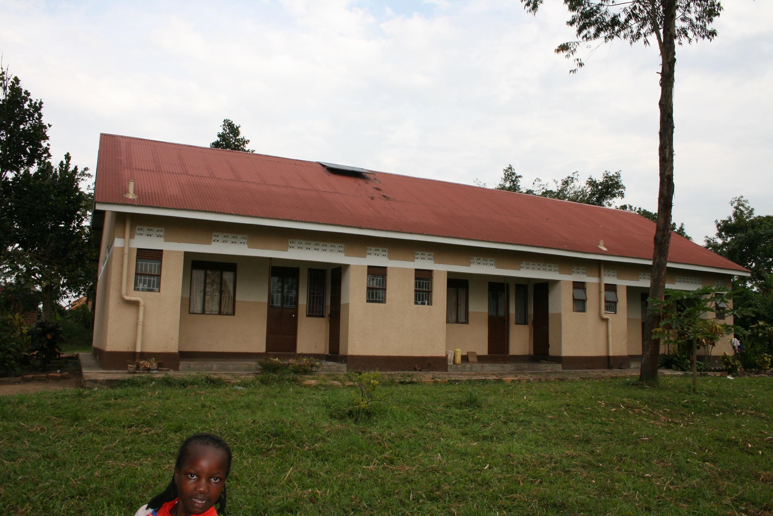 Nkonya Staff Housing