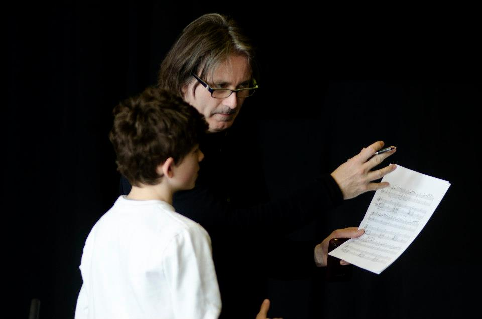 Teaching - Colin is a hugely-experience composition teacher and composer-mentor. Please email to arrange a lesson.music@colinriley.co.uk
