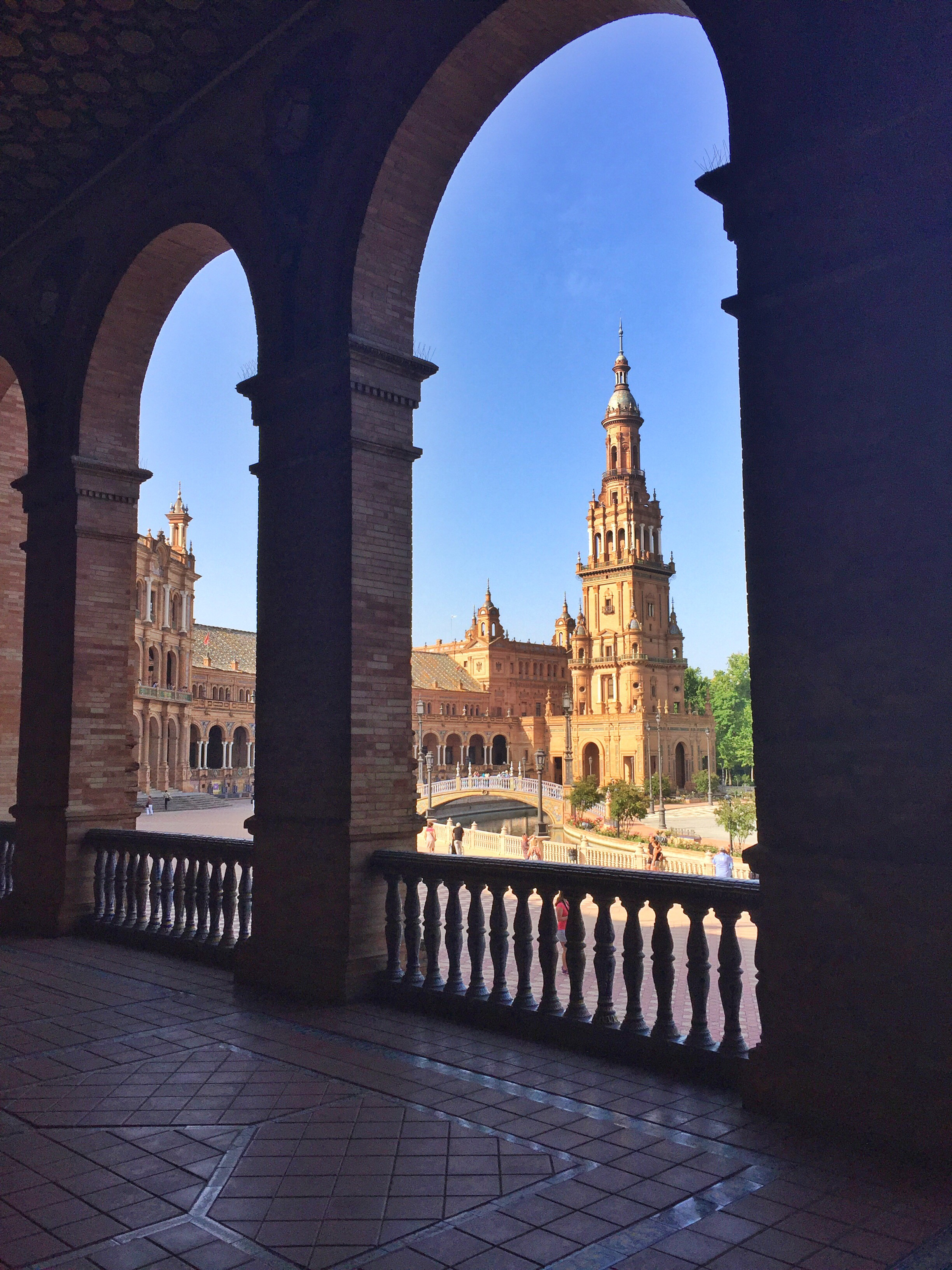 Wikerts in Wanderlust in Seville - Maximizing Points