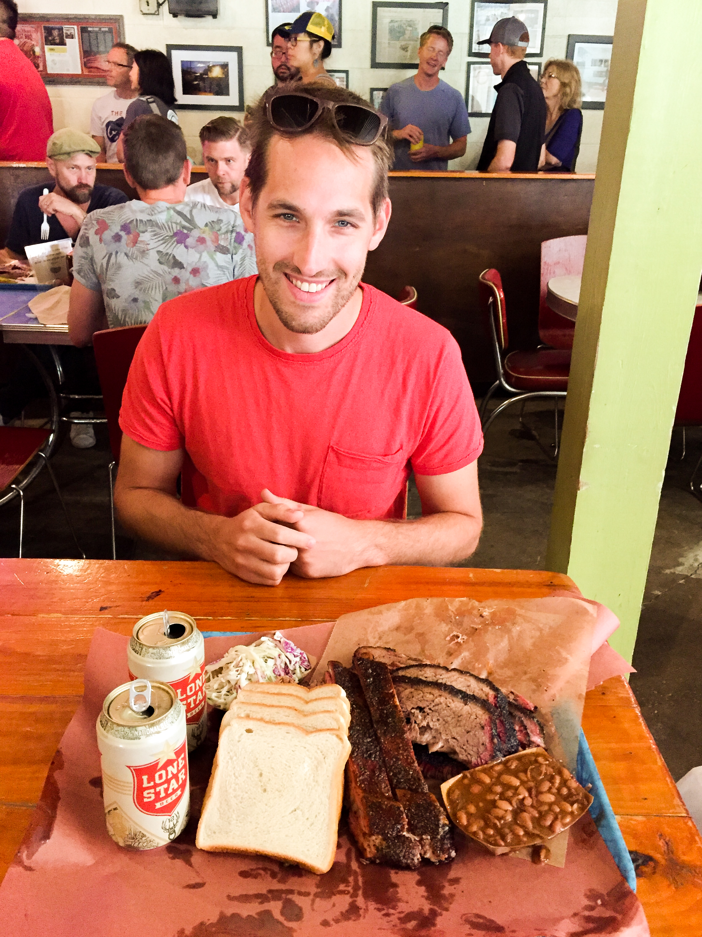 Franklin BBQ Austin TX Wikerts in Wanderlust