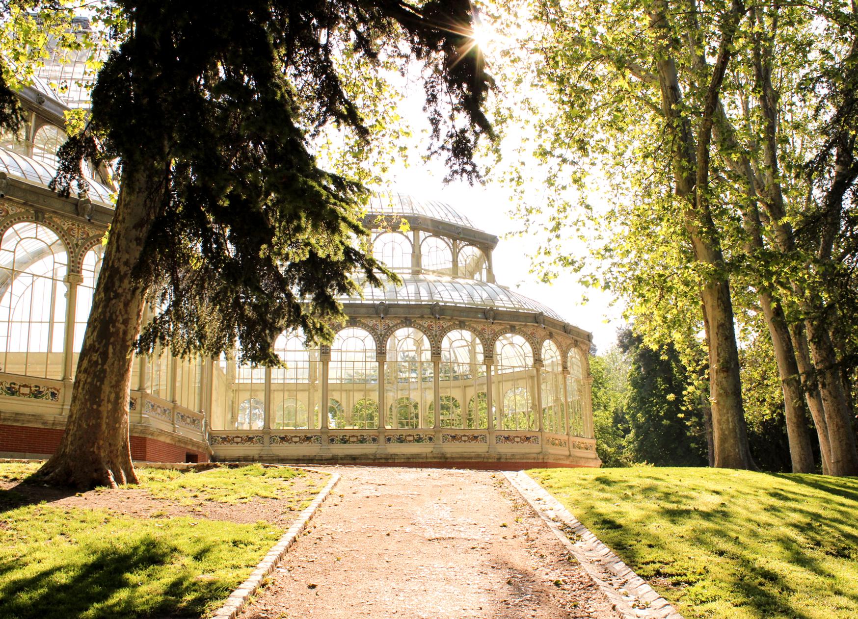 Wikerts in Wanderlust Palacio Cristal