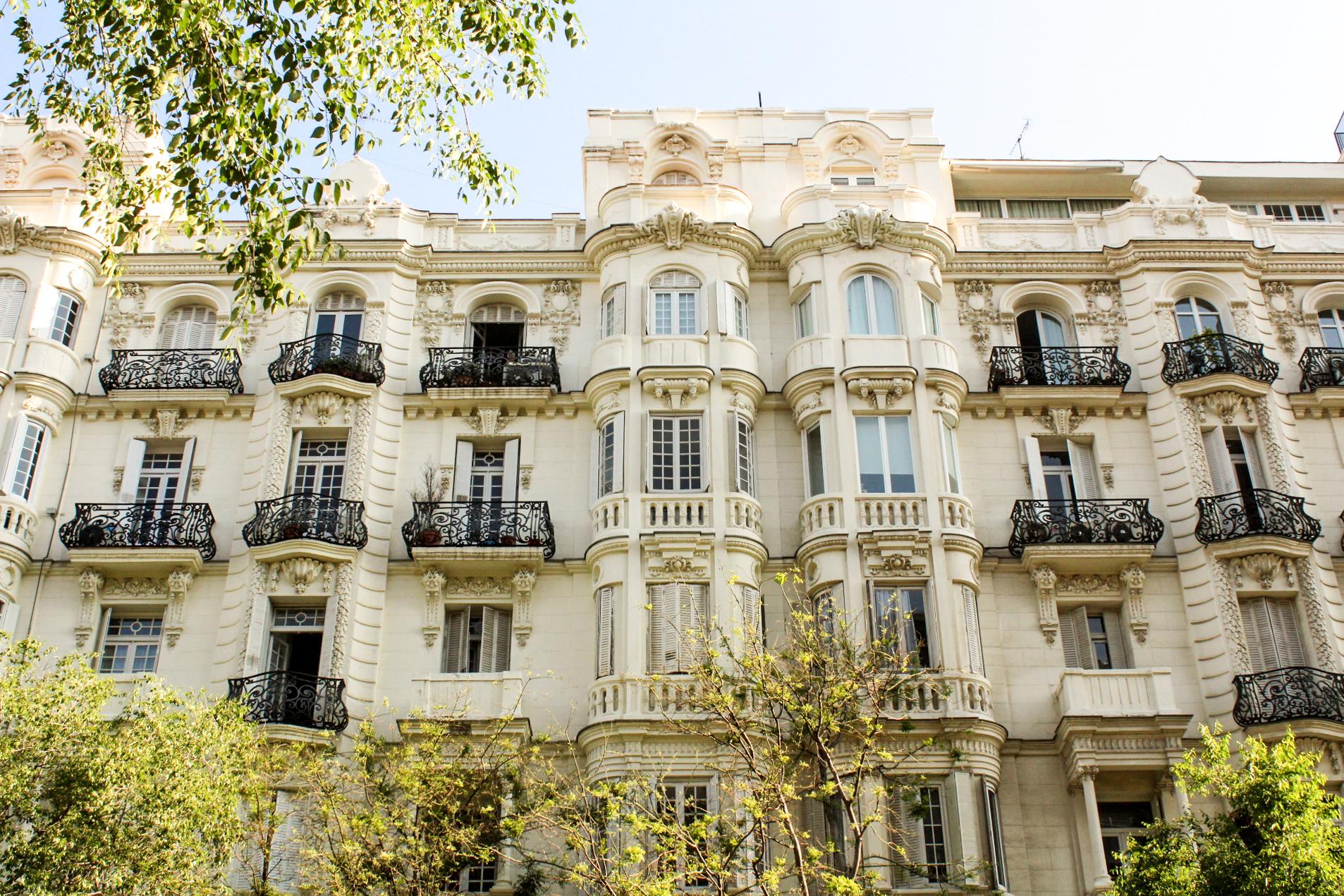 Wikerts in Wanderlust Salamanca Madrid