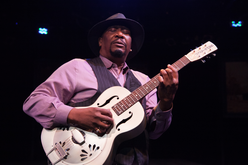 Sammy Blue will be playing alongside Björn at the Blues Around the World Tour